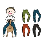 dino-legging