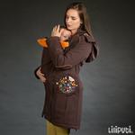 Liliputi Mamacoat manteau de portage et grossesse 4en1 Folk Tale 1