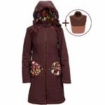 Liliputi Mamacoat manteau de portage et grossesse 4en1 Folk Tale 3
