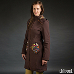 Liliputi Mamacoat manteau de portage et grossesse 4en1 Folk Tale