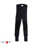 ManyMonths legging unisexe en laine - coloris 2021 foggy