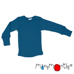 T-shirt manches longues en laine ManyMonths - coloris 2021 Sleeve_Mykonos-L