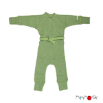 Combinaison en laine ManyMonths - coloris 2021 Jade Green_1500px-L