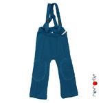 ManyMonths Hazel Pants à bretelles en laine - coloris 2021 mykonos