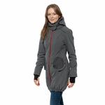 Liliputi Mamacoat manteau de portage et grossesse 4 en 1 Antracit 2