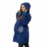 Liliputi Mamacoat manteau de portage et grossesse 4 en 1 Unicorn 3