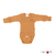 Body T-Shirt Manches Longues ManyMonths - coloris 2021 Honey Bread