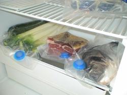 valve-up dans réfrigérateur