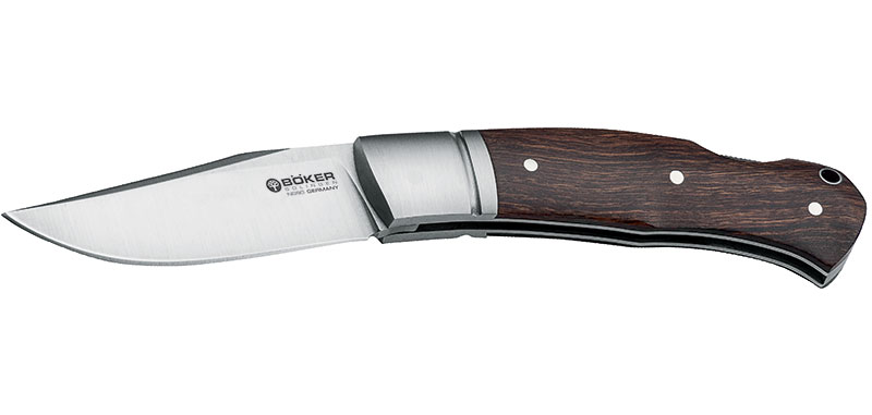 Desert Ironwood - Lame 75mm - Manche bois de fer