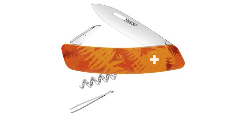 C01 filix, orange, 6 fonctions