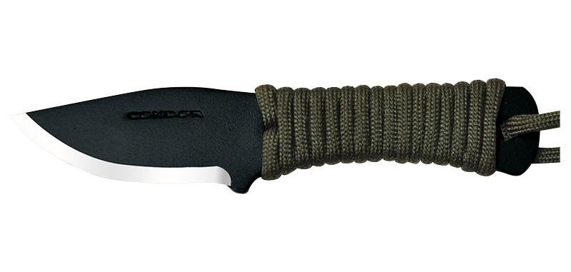 Fidelis - Lame 56mm - Manche paracorde - Etui de type Kydex