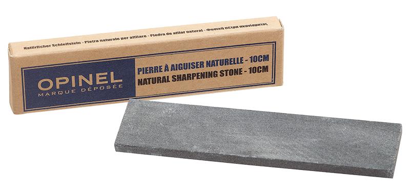 Pierre à affûter naturelle - Lg 100mm