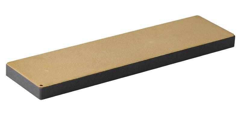 Pierre à aiguiser DC521 - Longueur 210mm - Diamant/céramique - Etui cuir