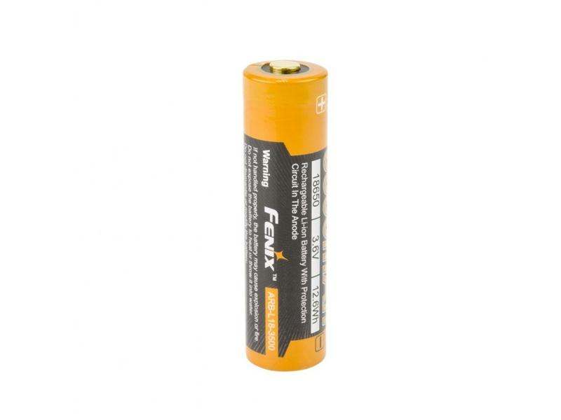 ACCU RECHARGEABLE 18650 3,6V 3500mAh