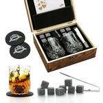 Pierres-de-Whisky-et-verre-Whisky-coffret-8-roches-de-Whisky-de-refroidissement-en-granit-2
