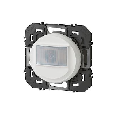 LEGRAND Interrupteur automatique pour minuterie finition blanc 600061