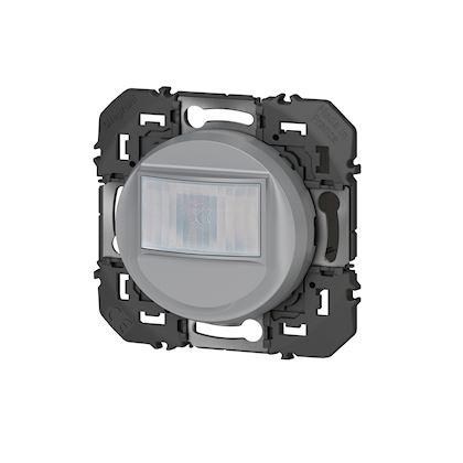 LEGRAND Interrupteur automatique - minuterie remplacement d\'un poussoir dooxie - alu 600161