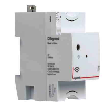 LEGRAND Pack de démarrage DRIVIA with Netatmo installation connectée : 1 module Control 412181