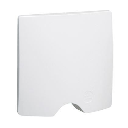 LEGRAND Sortie de câble IP44 dooxie livrée complète avec plaque finition blanc 600324