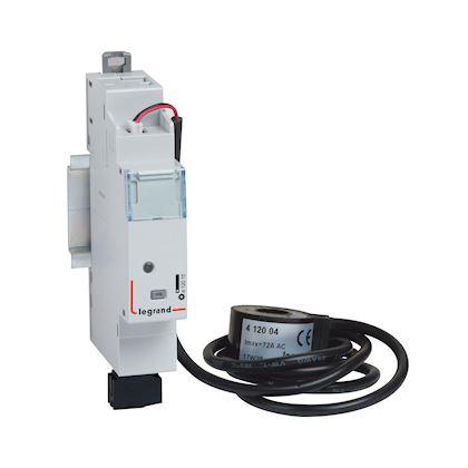 LEGRAND Compteur d\'énergie connecté DRIVIA with Netatmo avec 1 tore - 1 module 412015
