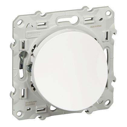 SCHNEIDER ELECTRIC Odace, sortie de câble Blanc, à vis, 6 à 12 mm2 S520662