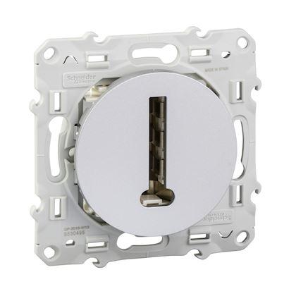 Schneider Odace - Conjoncteur en T - Alu - Réf : S530496