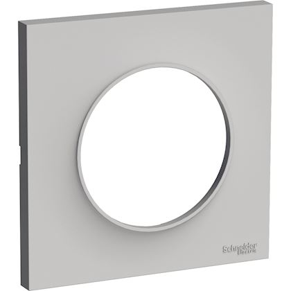 SCHNEIDER ELECTRIC Odace Styl plaque Sable 1 poste S520702B1