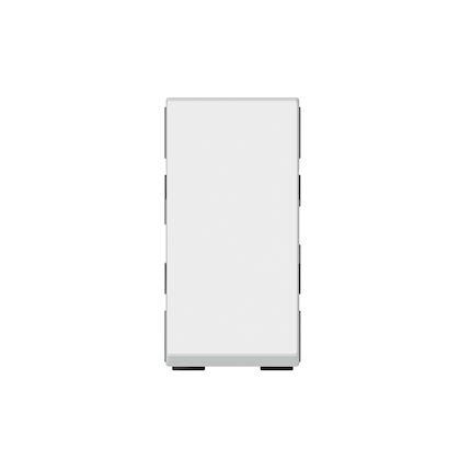 LEGRAND Interrupteur ou va-et-vient 10AX 250V~ Mosaic Easy-Led 1 module - blanc 077001L