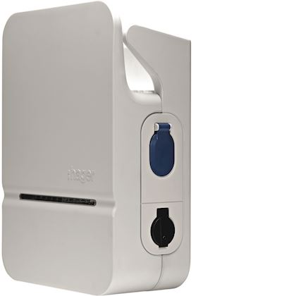 HAGER Witty borne de charge IP54 4-7kW M3T2S M2TE pour 1 VE XEV102