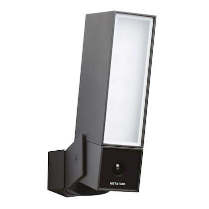 NETATMO Caméra Extérieure Intelligente Netatmo connectée projecteur LED inclus Full HD NOC-PRO