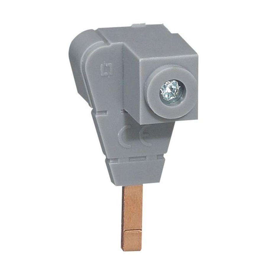 Borne d\'arrivée pour peigne d\'alimentation - section 6mm² à 35mm² legrand 404906