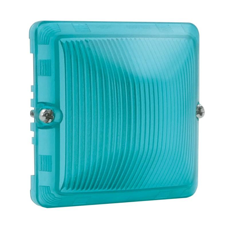 Legrand - Diffuseur étanche vert Prog Plexo composable - Réf : 069589