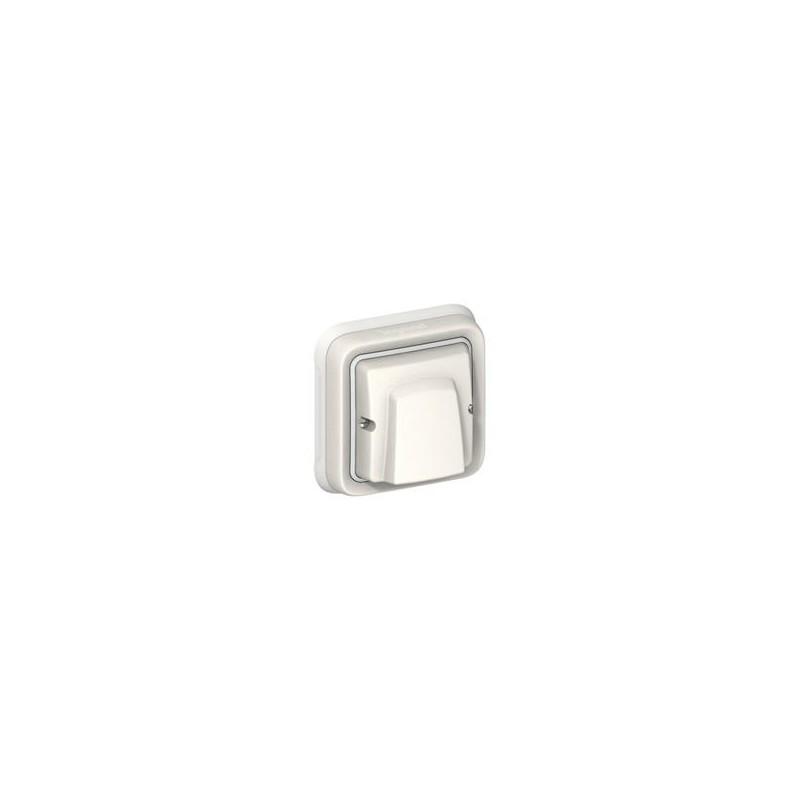 Legrand - Sortie de câbles Prog Plexo complet encastré blanc - 20 A avec bornier -Réf : 069889