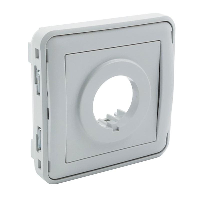 Legrand - Adaptateur Prog Plexo - pour montage unités de cde et signalisation Ø 22 - Réf : 069568