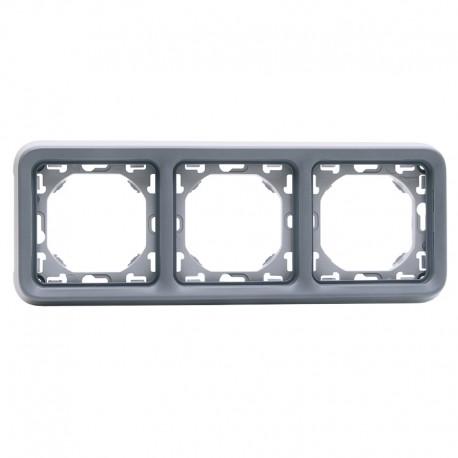 legrand-plexo-support-plaque-pour-encastr-composable-gris-3-postes-horiz-rf-069687