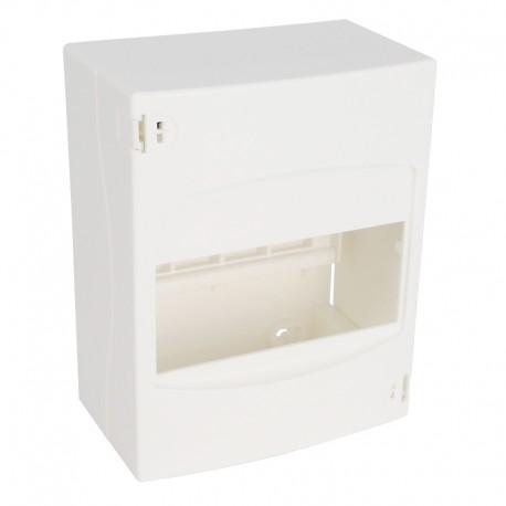 Legrand - Coffret cache-bornes - 6 modules - blanc RAL 9010 - Réf : 001306