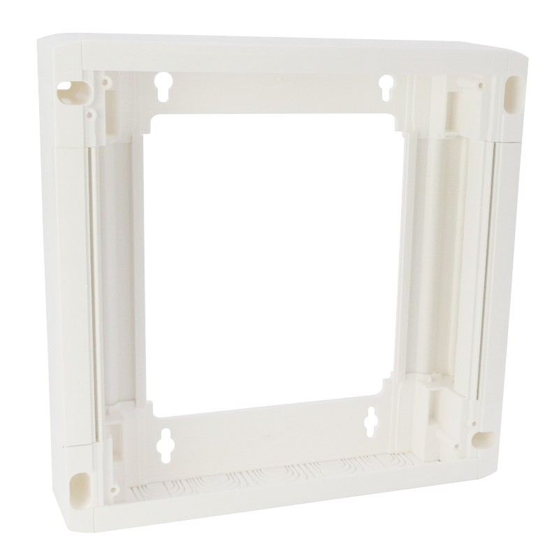 Legrand - Rehausse pour coffret DRIVIA 13 modules 1 rangée - Blanc RAL9003 - Réf: 401371