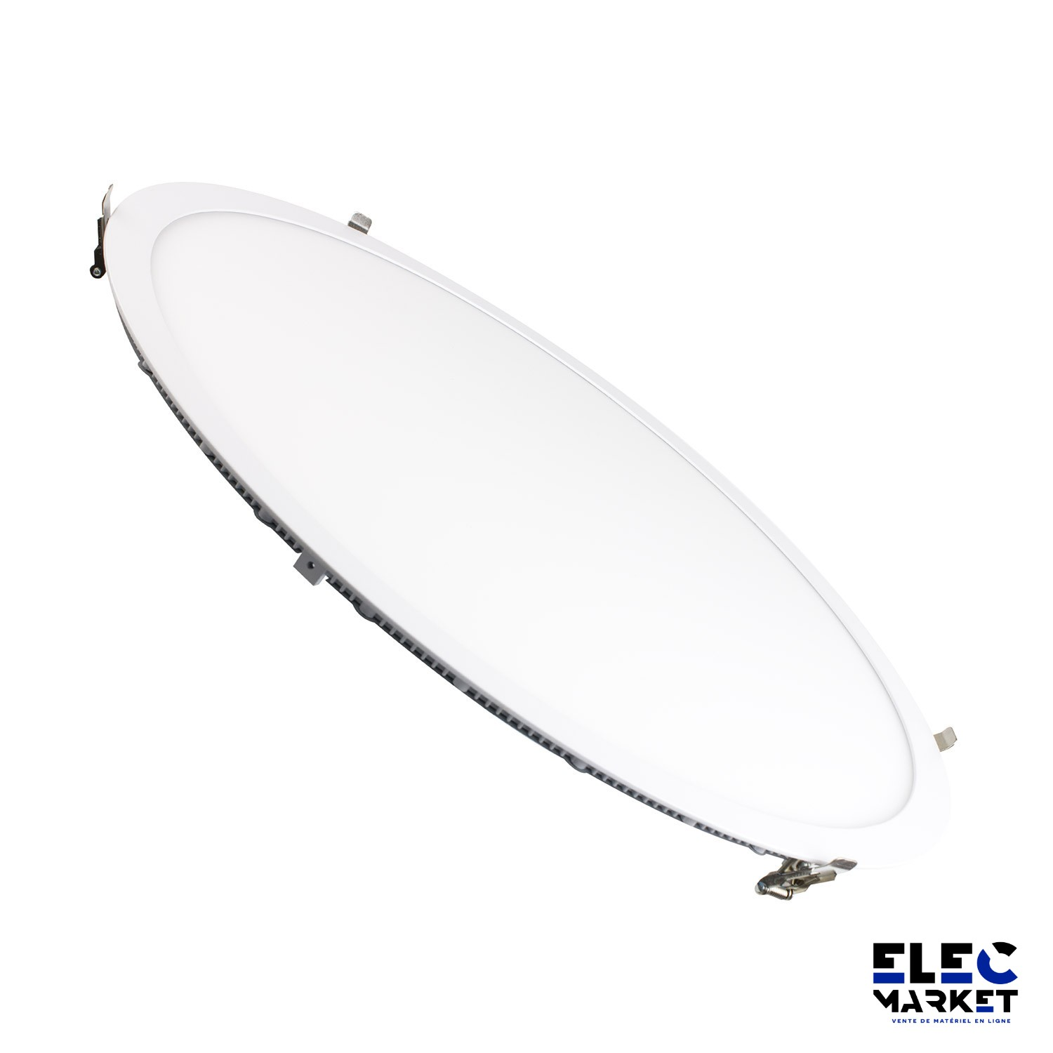 DALLE LED RONDE EXTRA-PLATE 48W
