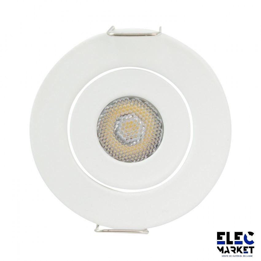 SPOT LED COB ORIENTABLE 1W
