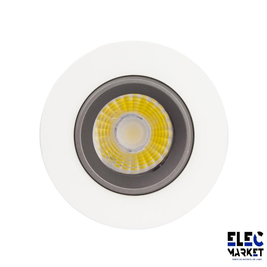 SPOT LED COB ORIENTABLE 360° 18W