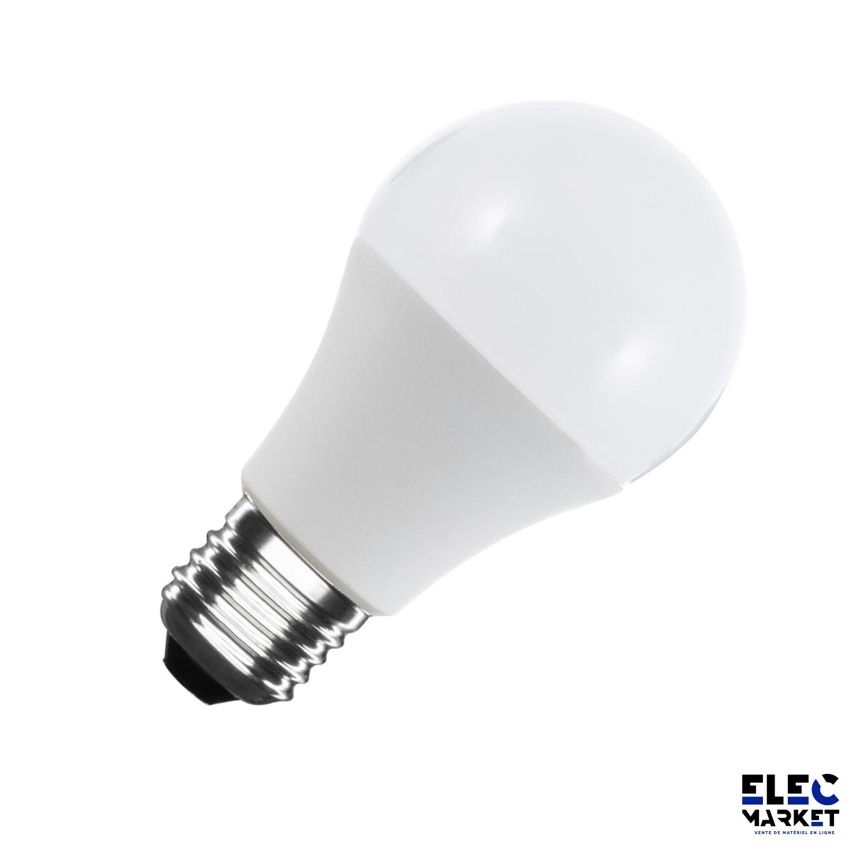 AMPOULE LED E27 A60 9W