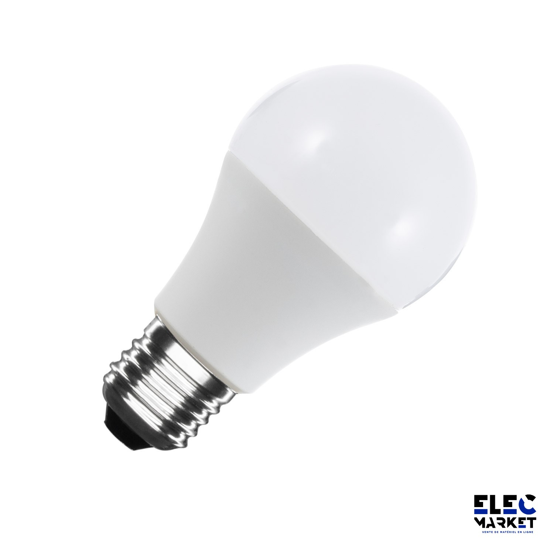 AMPOULE LED E27 A60 GLASS 8W