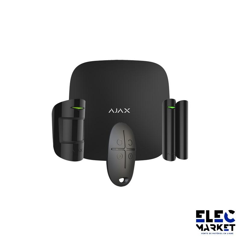 alarme-ajax-alarme-ajax-starter-kit-hub-2-noir-ip-gsm