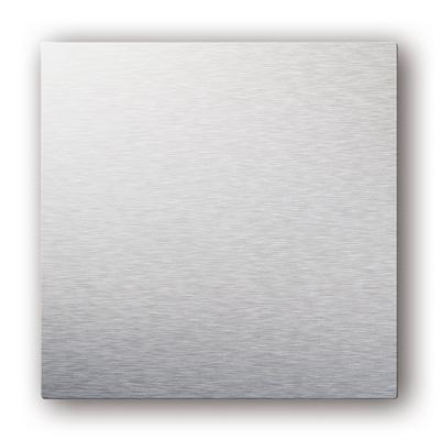LEGRAND PLAQUE 2 POSTES SATINE ALU 066782