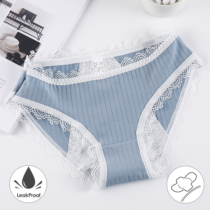 Culottes menstruelles en coton