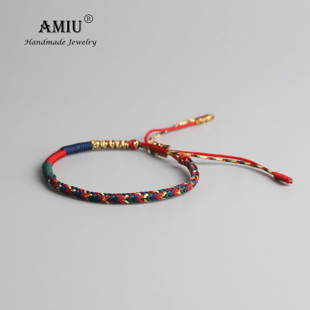 Bracelet mixte Tibétain porte-bonheur
