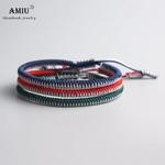 AMIU-3-pi-ces-Multi-couleur-tib-tain-bouddhiste-bon-porte-bonheur-tib-tain-Bracelets-Bracelets