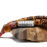 Perles-oeil-de-tigre-gemme-Bracelets-porte-bonheur-bijou-bouddhiste-tib-tain-OM-cadeau-pour-femme