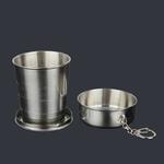 Gobelets-pliants-en-acier-inoxydable-75ml-150ml-250ml-gobelets-r-tractables-porte-cl-s-fournitures-de