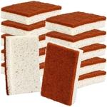 5Pack-Naturels-Base-de-Plantes-Gommage-ponge-En-Fiber-De-Palmier-Vaisselle-Cuisine-purateur-D-raflure